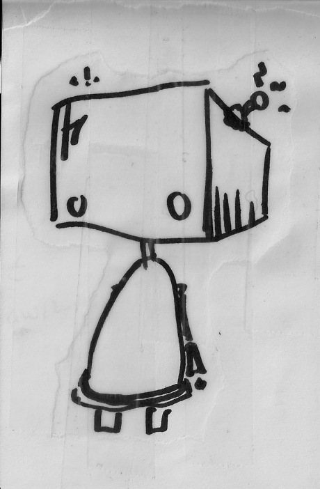 Robot 01: Sophie